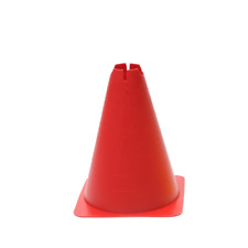 Gimer Cone Delimiter with Base Red Height cm 40 Article 10/002