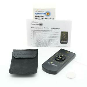 Promaster Infrared Remote Control for Olympus (Code 1376, Replaces Olympus RM-1)