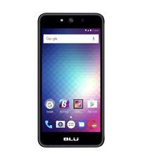BLU Grand M G070Q - GSM Quad Core Dual SIM- Black (Unlocked) Smartphone