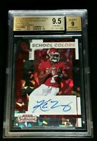 BGS 9.5/9 POP 2 KYLER MURRAY RC AUTO /23 *CRACKED ICE SSP ROOKIE 2019 Contenders