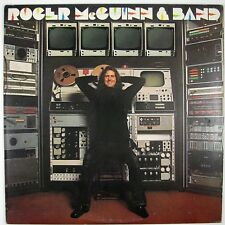 ROGER McGUINN  Roger McGuinn And Band LP 1975 COUNTRY ROCK NM- NM-