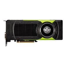 Nvidia Quadro M6000 12GB GDDR5 PCIe 3.0 x16 GPU Graphics CardHP L2K02AA J0G92A