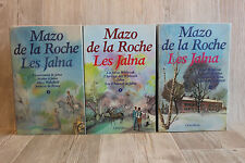 Les Jalna - Mazo de La Roche - Tomes 1, 2 et 3 - Omnibus - livre occasion