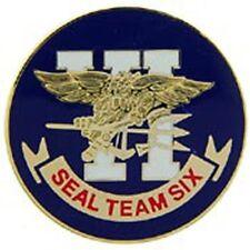 US Navy Seal Team Six  Pin