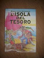 ROBERT LOUIS STEVENSON - L'ISOLA DEL TESORO - ED:MARIOTTI - ANNO:2003 (EN)