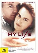 MY LIFE (DVD, 2007) From the Creators of Ghost  Michael Keaton Nicole Kidman