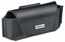 AUTHENTIC NOKIA CELL PHONE CARRYING CASE CP-355 BLACK.