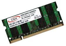 2gb RAM 800 MHz ddr2 para Dell Latitude e6500 de memoria SO-DIMM