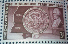 # 955 - Mississippi Territory - US Mint Stamp Fast Ship Guaranteed
