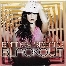 Blackout [PA] by Britney Spears CD Oct 2007 Jive USA