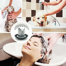2xPortable Drain Hair Catcher Bathtub Drain Protector - Hair Catcher Strainers