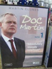 USED WIDESCREEN 6 SERIES OF DOC MARTIN.