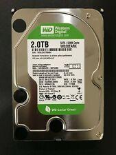 Western Digital 2TB Hard Drive - WD20EARX-00PASB0 - Green Label