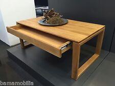 Couchtisch Holz Mit Schublade couchtische aus massivholz mit schubfächern günstig kaufen