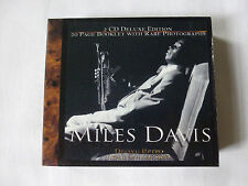 MILES DAVIS ~ R2CD 42-36 ~ 2 CD DELUXE EDITION + BOOKLET ~ EXCELLENT CONDITION