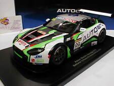 AUTOart 81507 # Aston Martin V12 #99A Vantage Bathurst 2015 Merlin,Venter 1:18