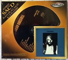 LEON RUSSELL SAME S/T SACD AUDIO FIDELITY SEALED