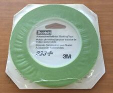3M FINE LINE TAPE 233 MASKING TAPE - SCOTCH - AUTOMOTIVE REFINISH 6MM X 55M