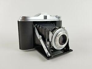 Ansco Speedex 4.5 Camera With Accessories And Case