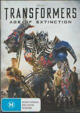 D.V.D MOVIE  DC244    TRANSFORMERS  AGE OF EXTINCTION    DVD