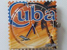 STAMPS CADRAN DE MONTRE- CUBA - N°56 -25€ NEUF LETTRE SUIVIE OFFERTE