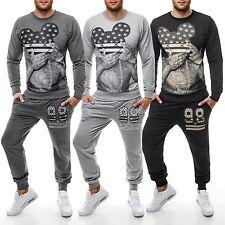 Langarm Herren-Trainingsanzüge im Sweatshirts & Fleece-Stil