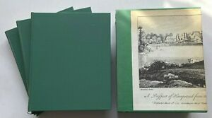 THE ANNALS OF HAMPSTEAD (3 Volumes) - RARE FACSIMILE OF THE 1912 EDITION