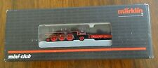 Brand New Marklin #88851 Steam Locomotive 5 Pole Mini Club Z Scale