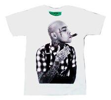 Original Ray Girl & Ray Guy T-Shirt Ink Man Hipster Size Medium M Ink Kid Tattoo