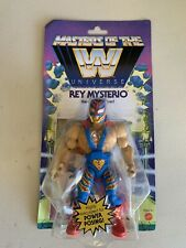 Brand New - Masters Of The WWE Universe Rey Mysterio Action Figure Toy Wrestling