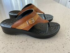 Women's Aerothotic Mirage Sandals Size 6-6.5 Comfortable High Arch Support