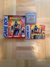 Ninja Gaiden Shadow (Nintendo Game Boy)