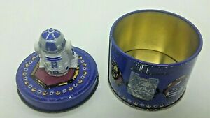 1996 STAR WARS R2D2 SWEET TIN COLLECTABLE KINNERTON CONFECTIONARY