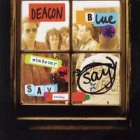 Deacon Blue - Whatever You Say, Say Nothing - Deluxe Edition 2CD & DVD NEW