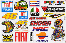 New Valentino Rossi 46 The Doctor Moto GP Motorcycle stickers/decals. (st2)