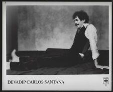 Devadip Carlos Santana 8x10 Photo 1400