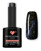 XKMY-004 VB™ Line Starry Cat Eye Black Blue - UV/LED soak off gel nail polish