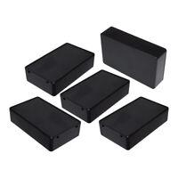 ABS Kunststoff Elektronik Gehäuse Box Projekt Box für DIY LCD1602 86x86x26mm