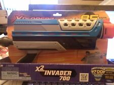 XPLODERZ X2 Invader 700 Guns - New On Original package Shelf wear to package