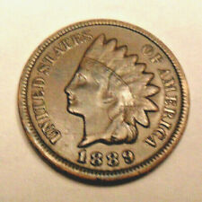 1883 P Indian Head Cent Penny  *AG OR BETTER*  **FREE SHIPPING**