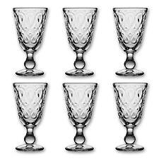 """6x Wein Glas """"Lyonnais"""" von La Rochere aus Frankreich, 230 ml, Kelch, Weinglas"""
