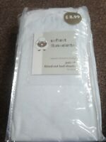 Cot bed fitted sheet 140 x 70