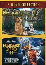 Homeward Bound - The Incredible Journey / Homeward Bound II -