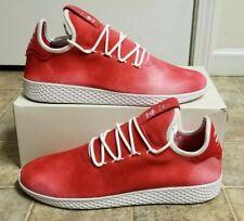 new concept 18705 f67f6 Adidas x Originals PW Tennis Hu Pharrell Williams Men s Sz 14 NEW Red Wht  DA9615