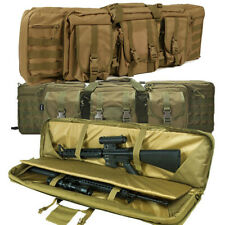 Double Strap 36/42 Inches Rifle Bag Fishing Hunting Tactical Soft Gun Case Long