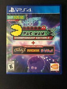 Pac-Man Championship Edition 2 + Arcade Game Series (Sony PlayStation 4, 2016)