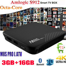 ​​M8S PRO L 3G+16G Smart TV Box Android 7.1 Octa Core Dual WIFI OTA 4K H.265 IT