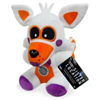 """NEW FNAF Exclusive Five Nights At Freddy's Sister location Lolbit 8"""" Plush toy"""