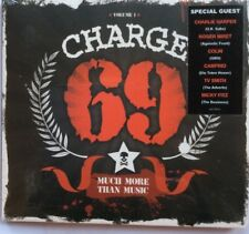CHARGE 69 – Much More Than Music (Volume 1) CD  Punk rock french