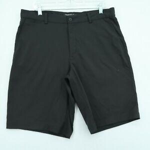 Nike Golf Shorts Men's Size 34 DriFit Stretch Performance Sport Standard Fit